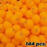 Newgy Robo-Balls - Gross Ping-Pong Balls (12 Dozen), Orange
