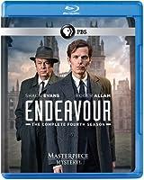 Masterpiece Mystery: Endeavour - Season 4 [Blu-ray] [Import]