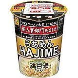 マルちゃん 縦ビッグHAJIME鶏白湯 95g×12個