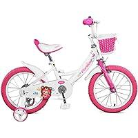 自転車 子供用自転車16インチ3-4-8歳の学生ペダル自転車