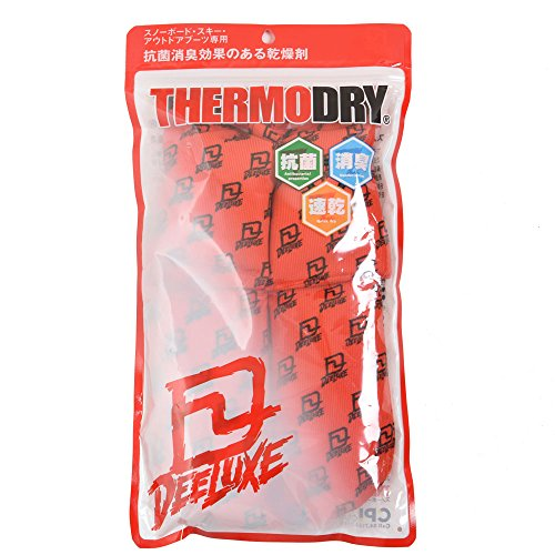 DEELUXE(ディーラックス) THERMO DRY(サーモドライ) 0DELX-7012-0011 RED(レッド)