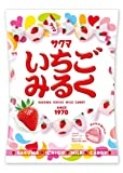 サクマ製菓 いちごみるく 115g×10袋 / サクマ製菓