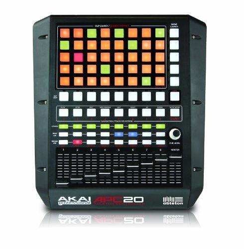Akai Professional APC20 Compact Ableton Controller by Akai Professional-APC20