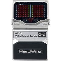 【国内正規輸入品】Digitech デジテック HardWire ハードワイヤー・シリーズ チューナー HT-6 Polyphonic Tuner ポリフォニック・チューナー