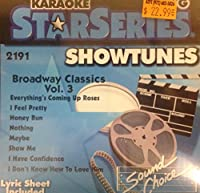 Karaoke: Broadway Classics 3