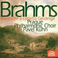 Brahms;Songs a Capella