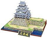 童友社 1/350 日本の名城 広島城 プラモデル S29