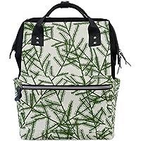 ママバッグ マザーズバッグ リュックサック ハンドバッグ 旅行用 木の枝 ファション