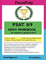 PSAT 8/9 MATH Workbook: for students in grades 8 and 9. (FocusPrep) [Floral] [並行輸入品]