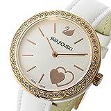 (スワロフスキー) SWAROVSKI Daytime(デイタイム) White Heart ウォッチ レディース腕時計 #5179367 並行輸入品