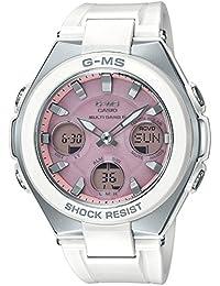[カシオ]CASIO 腕時計 BABY-G ベビージー ジーミズ 電波ソーラー MSG-W100-7A3JF レディース