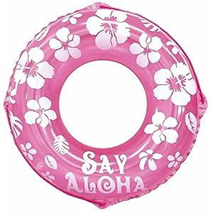 ドウシシャ 浮き輪 SayAloha ピンク ...の関連商品1