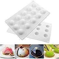 デザート金型 3D DIY ケーキ金型 安全 シリコン チョコレート金型 フォンダンケーキ金型 キャンディ金型 ホームベーキング ツール 再利用