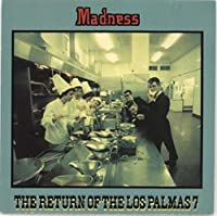 The Return Of The Los Palmas 7 - Canteen Sleeve