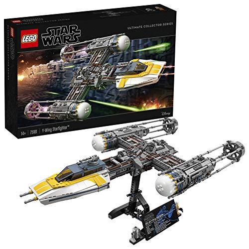 LEGO Star Wars - Y-Wing Starfighter (75181)
