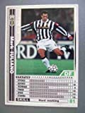 WCCF 01-02白黒カード 99 マーク・ユリアーノ