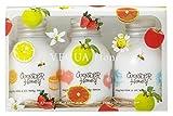 スタイリングライフ・ホールディングス ベキュア ハニー(VECUA Honey) ワンダーハニー ミルクオイルの潤いボディセラム ギフトセットの画像
