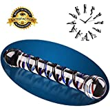 Colorful Glass Massager, Relaxing Toy for Men and Women