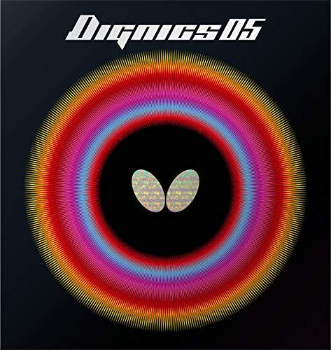 バタフライ(Butterfly) 卓球 ラバー ディグニクス 05 裏ソフト ハイテンション 06040