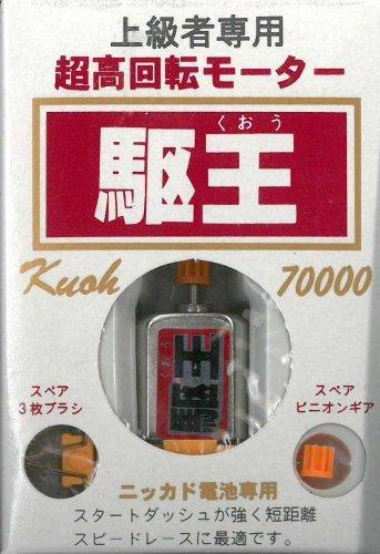四駆用モーター 上級者専用 駆王70000