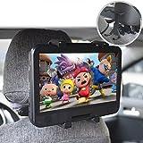MAYOGA タブレット 車載 ホルダー ポータブル DVD プレーヤー ホルダー テレビホルダー マウントホルダー 車後部座席用 スタンド 強力固定 360度回転 7-12インチTablet用 ipad ipad mini GalaxyTab Nexus7などにも対応