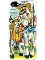 アイフォン6プラス ケース カバー iPhone6Plus Apple キャラクター ポップイニシャルC