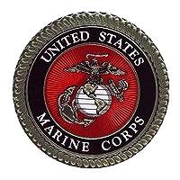 ファッションマウスマット米国海兵隊のロゴはマウスパッドによって円形のマウスパッドによってカスタマイズされましたマウスパッド