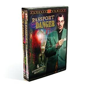Passport to Danger 1 & 2 [DVD] [Import]