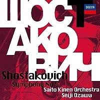 Shostakovich: Symphony No. 5 by Seiji Ozawa (2015-02-18)