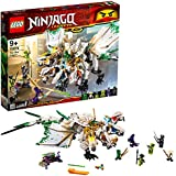LEGO Ninjago The Ultra Dragon 70679 Building Toy