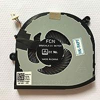hk-part交換用ファンfor Dell XPS 159560右側冷却ファン4ピン4線、DP / N : cn-0tk9j10tk9j1tk9j1
