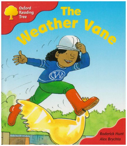 Oxford Reading Tree: Stage 4: More Storybooks: the Weatherの詳細を見る