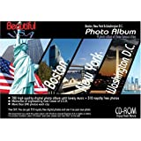 CD-ROM Beautiful U.S.A. Photo Album(Boston, NYC, Washington DC) by n/a