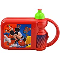 [Unknown]Unknown Licensed Combo Lunch Box with Water Bottle [並行輸入品]