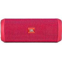 JBL FLIP3 ポータブルワイヤレススピーカー Portable Bluetooth Speaker IPX5防水機能 Bluetooth対応 (ピンク Pink) [並行輸入品]