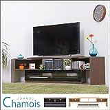 JKプラン テレビ台 伸縮 回転 可能 テレビボード コーナーテレビ台 ナチュラルホワイト FTV-0335-NAWH
