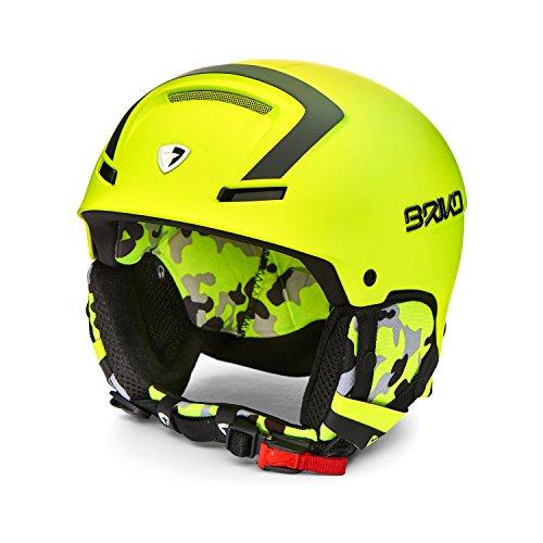 [해외] BRIKO(브리고)FAITO 파이트 스노우 스키 헬멧 20001M0-