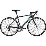 メリダ(MERIDA) ロードバイク SCULTURA 100 ブラック/ブルー AMS01527 52cm