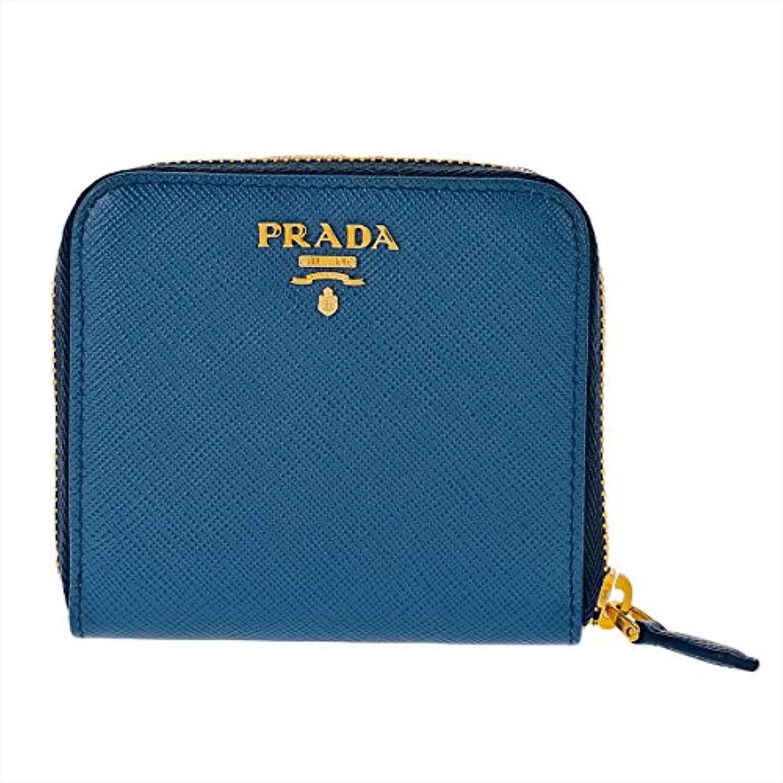 プラダ 財布 二つ折り財布 PRADA 1ML522 u-pr-1ml522s-me-azz 並行輸入品