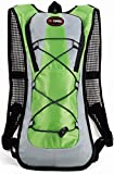 Optimus サイクリングバッグ ランニングバッグ トレイルランニング 自転車バッグ サイクルバッグ ツーリング ハイキングバッグ ロードバイク デイパック スポーツバッグ アウトドア 軽量 グリーン