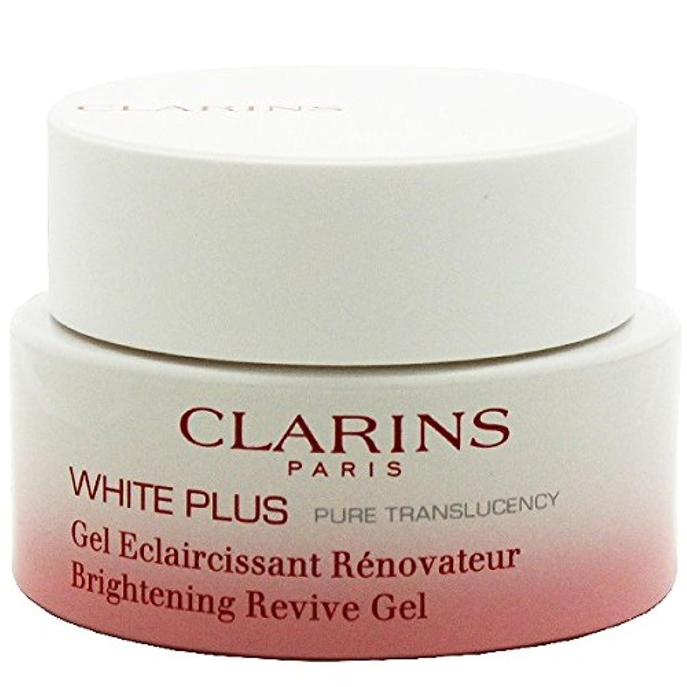 住人作り閉じ込めるクラランス(CLARINS) ホワイト-プラス ブライト ナイト ジェル 50ml[並行輸入品]