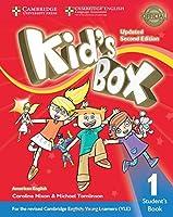 Kid's Box Level 1 Student's Book American English (Kids Box)