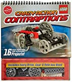 Klutz LEGO Crazy Action Contraptions Craft Kit by Unknown(2008-09-01)