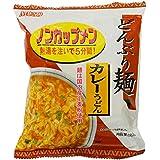 ムソー どんぶり麺・カレーうどん 86.8g×4袋