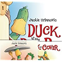 3 Paperback Book Duck Collection By Jackie Urbanovic- Includes Duck At the Door, Duck and Cover, and Duck Soup by Scholastic [並行輸入品]