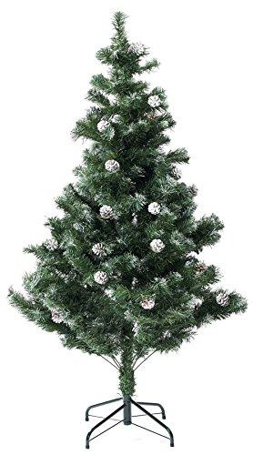 RoomClip商品情報 - 【Amazon.co.jp限定】 キャプテンスタッグ(CAPTAIN STAG) クリスマスツリー 松かさスノータイプ 150cm UP-3501
