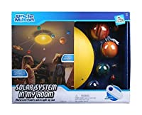 Uncle Milton Solar System In My Room IR Remote Control With Built-in Light Pointer [並行輸入品]