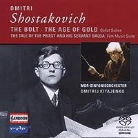 SHOSTAKOVICH: Suites (SACD Hybrid) by MDR Sinfonie Orchestra (2008-12-30)