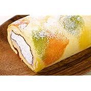 FLAVORS (フレーバーズ) 京都錦ろーる  「もしもツアーズ」「スッキリ!」「ひるおび!」などメディア紹介多数! もっちりとしたスポンジ、 リピーター続出の甘過ぎない生クリームが自慢のロールケーキ