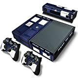 POLICE GoldenDeal Xbox One Console and Controller Skin Set - Police Booth Dr - Xbox One Vinyl by GoldenDeal [並行輸入品]
